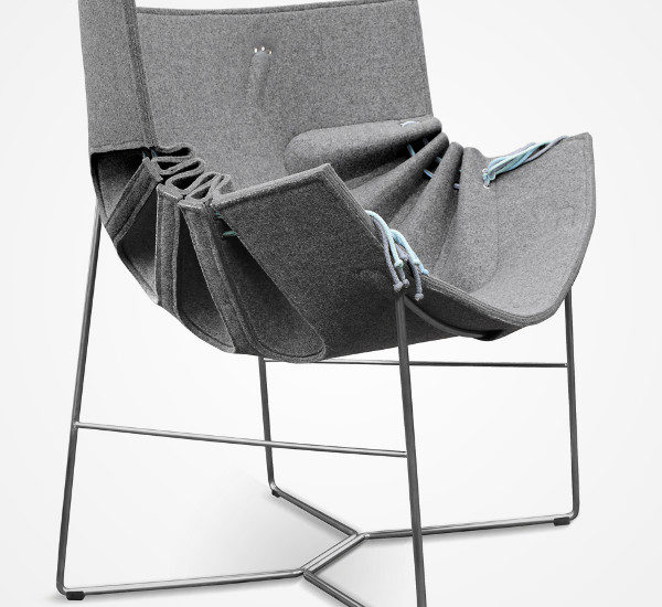 Bufa Chair by MOWOstudio
