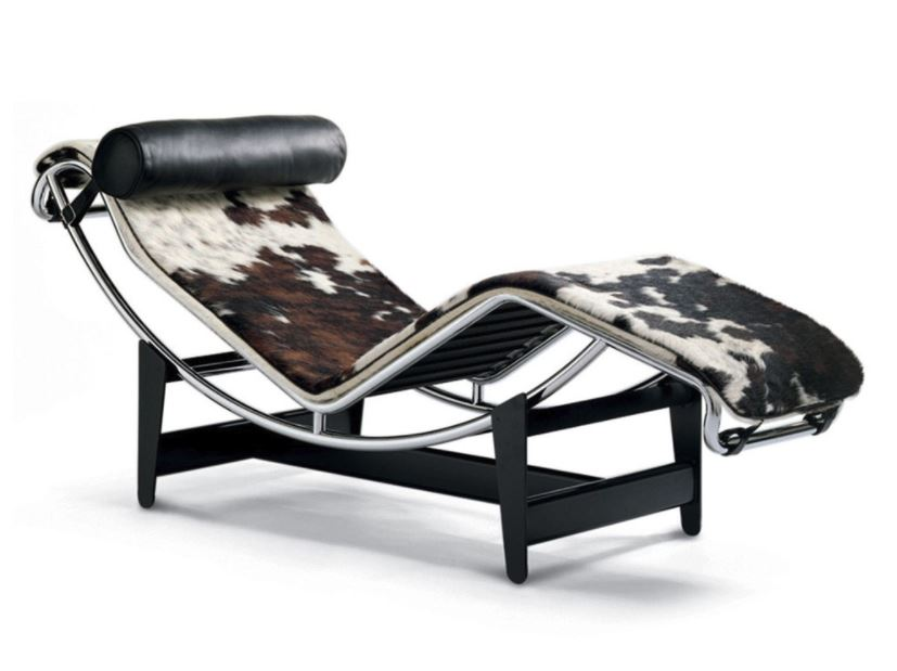 LC4 Chaise Lounge by Cassina